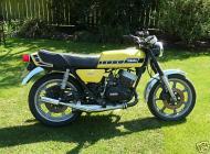 1980 Yamaha RD400