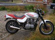 1982 Suzuki Katana 650