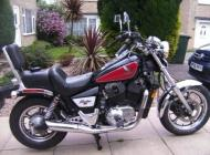 1987 Honda Shadow VT1100