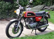 1977 Honda CB200