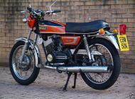 1972 Yamaha YR5 350