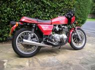 1981 Benelli 354 Sport