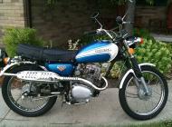 1973 Honda CL100S