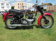 BSA Super Rocket A10 SR