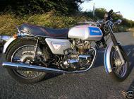 Triumph Bonneville T140 J