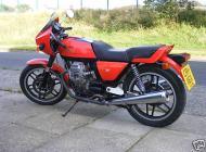 1982 Moto Guzzi V50