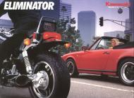 Kawasaki Eliminator Ad
