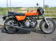 1979 Benelli 350RS
