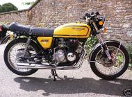Honda CB400 F2 Super Sports
