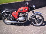 1965 BSA A65T