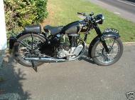 1950 AJS 16M