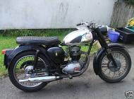 1960 BSA B40