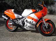 1985 Yamaha RD500 LC