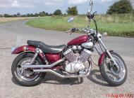 1988 Yamaha XV535 Virago