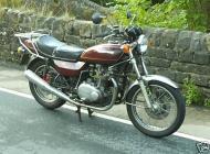 1978 Kawasaki KZ750B