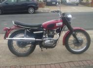 1969 Triumph TR25W