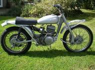 1960 Greeves Hawkstone 250