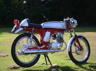 1970 Honda SS125