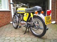 Yamaha FS1E DX