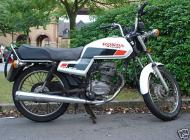 1989 Honda CG125BR-J