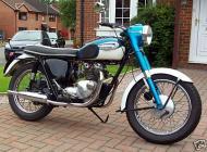 1966 Triumph 3TA 350