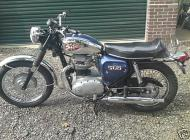 1969 BSA Royal Star