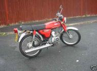1979 Suzuki A100