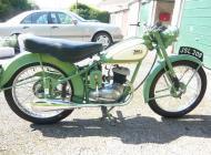 BSA Bantam 125cc