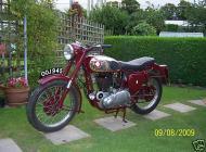 1954 BSA B31