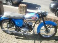 1965 BSA D7 Bantam