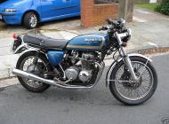 1979 Honda CB550 F2