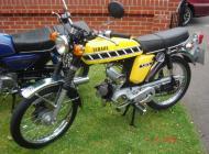 1976 Yamaha FS1E-DX