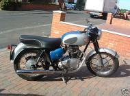 1961 Royal Enfield Crusader