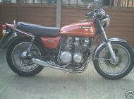 1977 Kawasaki Z650