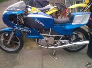 1981 Ducati Pantah 500 SL