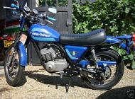 1980 Harley Davidson SS250