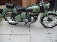 1955 BSA C10L