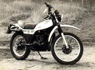 1980 Yamaha DT400 MX