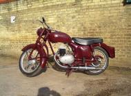 1956 197cc Panther
