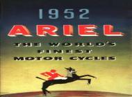 1952 Ariel Sales Brochure