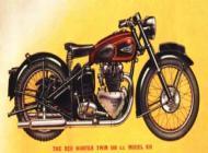 1952 Ariel Red Hunter 500cc Twin