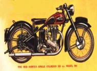 1952 Ariel Red Hunter 350 cc Single
