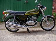 1975 Kawasaki KH400 A3