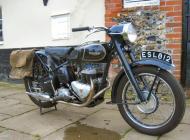 1952 Triumph TRW