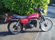 1978 Suzuki TS100