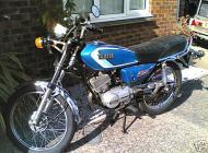 1988 Yamaha RXS100
