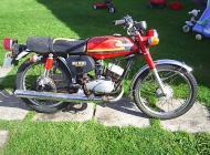 1986 Kawasaki KC100-C4