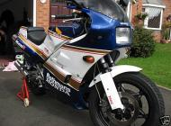 1987 Honda NS400R