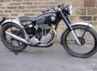 1954 AJS Model 18