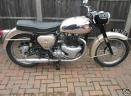 1961 BSA A10 Gold Flash